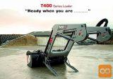 Prednji nakladalnik Mailleux MX, za traktor 30-230 KM