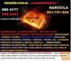 VEDEŽEVANJE -POMOČ V STISKI IN NA DALJAVO 0904177