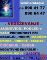 VEDEŽEVANJE - POMOČ V STISKI - NASVETI NA 0904177