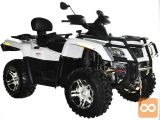 Hisun 800 EFI EPS V-TWIN 4x4 - KREDIT