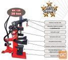Cepilec drv, IROSS MX 120 SV - PRO Line (Opcija vitel)