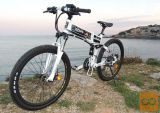 Električno gorsko kolo GOES CROSS COUNTRY E-BIKE 300W