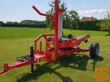 Vožena ovijalka za bale LELY PT 130 (elektro upravljanje)