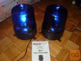 Police light DE-2, E27, 2X. 100 eur. Inf. 040 225001