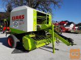 Claas Rollant 255 Rotocut, Balirka za okrogle bale