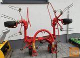 SIP SPIDER 350, Obračalnik, rotacijski