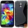 Samsung Galaxy S5 Silikonski ovitek temen
