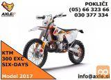 KTM 300 EXC SIX DAYS (model 2017)
