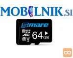 Spominska kartica Micro SD 64Gb