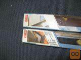 Prodam senčili za strešno okno Velux (zunanje in notranje)