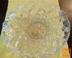 Kristalni krožnik Rogaška