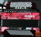 HARMONIKA – KROMATIČNA - HOHNER, NOVA III 96