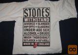 ORIGINAL VINTAGE 95 ROLLING STONES Vodoo Lounge Tour T-Shirt