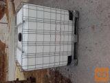 Cisterna za vodo za zalivanje