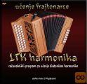 Samostojno učenje harmonike (prikaz prijemov) 110 skladb
