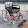 Invalidski voziček S-Top, z novo sedežno blazino