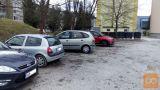 Vič-Rudnik Rakovnik zunanje parkirno mesto