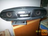 "PANASONIC RX-DT505 ""PRENOSNI"" RADIO-CD-2.KASETNIK"
