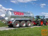 CREINA CVC 25000 MEGA LINE, vakuum tridem cisterna za gnojni