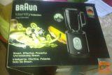 Braun namizni mešalnik JB 5160 črn