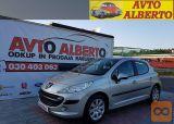 Peugeot 207 Trendy 1.4 56.000km°KLIMA°5-VRAT°KOT NOV