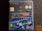 PS3 PES2014