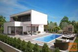 Malinska - Ekskluzivna moderna vila sa bazenom i pogledom