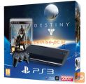 Sony PlayStation 3 Super Slim, 500GB + Destiny