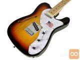 SX STL-H-3TS Električna kitara električne kitare