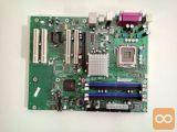 Intel D915GEV+io shield