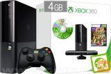 Xbox 360 Slim 4GB + iXtreme v4.0 + Xbox Live slušalke