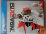 PRODAM IGRA NBA 2K18 (PS4)