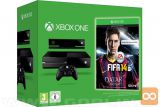 Xbox One 500GB + FIFA 14 + Kinect 2.0