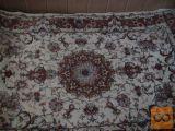 Perzijska preproga s svilo