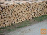 Prodam cepana bukova metrska drva.