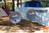 TV satelit , Total TV, Camping oprema