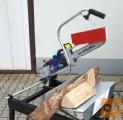 Električni verižni stroj (cirkular) za žaganje vseh vrst drv