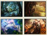 Nove Fantazijske Slike ( 70x50cm ali 40x30cm )