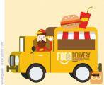 Iščemo voznika za dostavo hrane v Lj