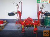 Rotacijski obračalnik SIP SPIDER 350