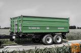 Traktorska prikolica, tandem Brantner TA 14045 XXL