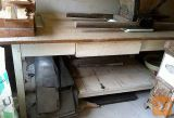 Velika starinska krojaška miza ZELO UGODNO naprodaj