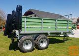 Trosilec hlevskega gnoja, Brantner TA 12050 PS+