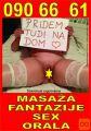 INTIMNE MASAŽE SEX 100% DISKRETNO 090 66 61