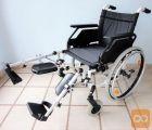 Lahek invalidski voziček Caneo-E, z blazino