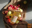 domač jabolčni sok 1L brez dodanega sladkorja