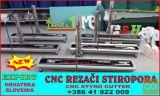 CNC stroj za rezanje stiroporja in stirodurja