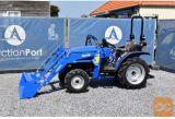 Traktor, SOLIS 26 4WD z nakladalcem