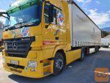 Voznik tovornega vozila v mednarodnem transportu