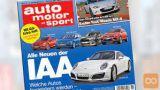 Revija AMS v nemščini